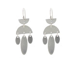 Silver Chime Earrings