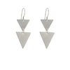 Triangle Stack Earrings