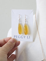 Illuminating Pantone Earrings