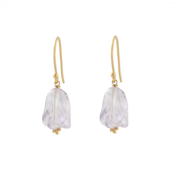 Tulip Stone Earrings