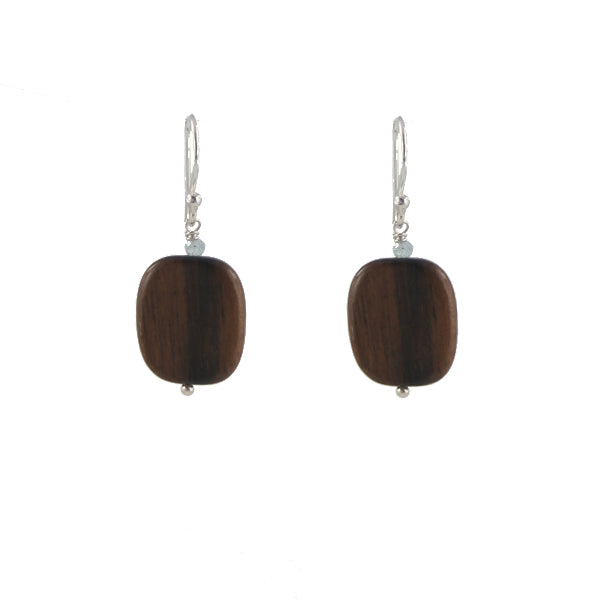 Wooden Wonder Earrings