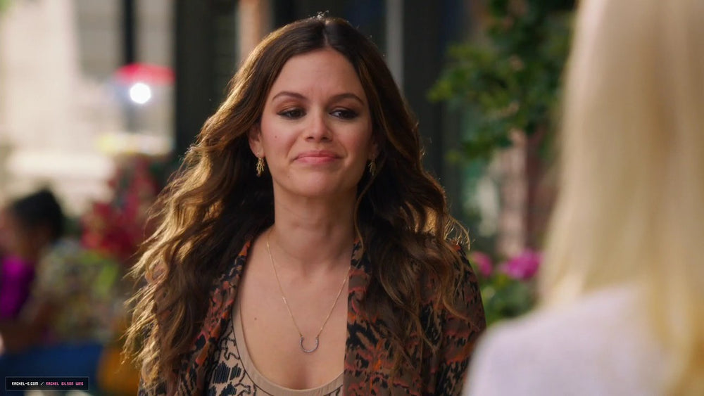 Zoe (Rachel Bilson) wearing Spark Earrings on Hart of Dixie