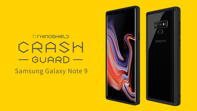Rhino Shield CrashGuard 三米防跌手機保護殼 - Samsung Galaxy Note 9