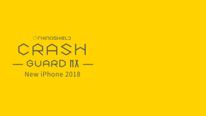 Rhino Shield CrashGuard NX 三米防跌手機保護殼 - New iPhone 2018