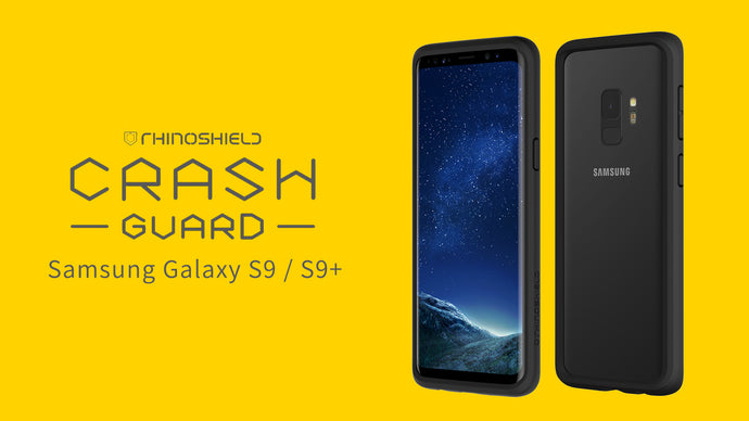 Rhino Shield CrashGuard 3 米防跌手機保護殼 - Samsung Galaxy S9 / S9+