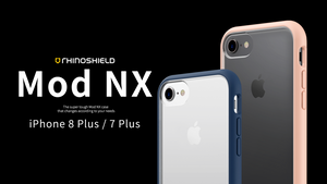 Rhino Shield MOD NX 邊框背蓋兩用殼 - iPhone 8 Plus / iPhone 7 Plus