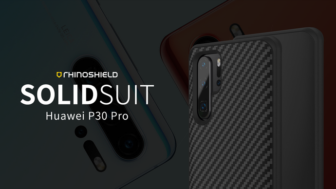 Rhino Shield SOLIDSUIT 手機保護殼 - HUAWEI P30 Pro