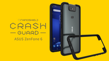 Rhino Shield CrashGuard 防摔邊框殼 - ASUS ZenFone 6