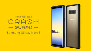Rhino Shield CrashGuard 三米防跌手機保護殼 - Samsung Galaxy Note 8