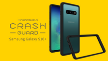 Rhino Shield CrashGuard 防摔邊框殼 - Samsung Galaxy S10 Plus