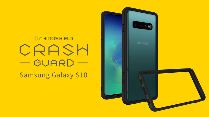 Rhino Shield CrashGuard 防摔邊框殼 - Samsung Galaxy S10