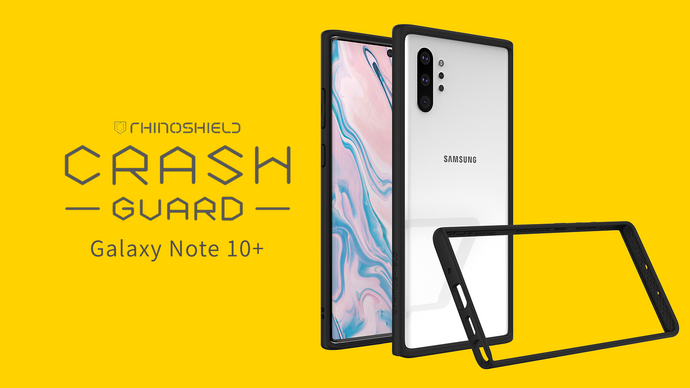 Rhino Shield CrashGuard 三米防跌手機保護殼 - Samsung Galaxy Note 10+