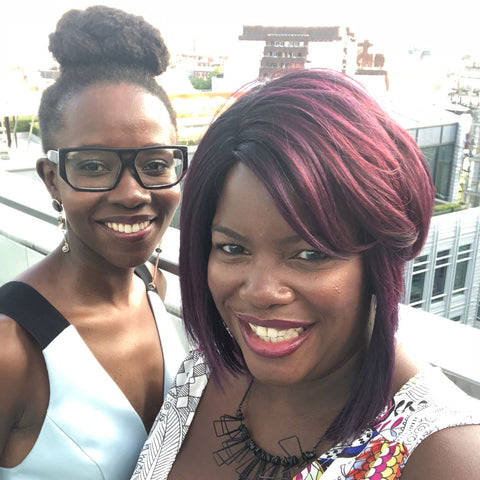 Janet Oganah and Adonica Simmons - 'Making Money Moves' podcast