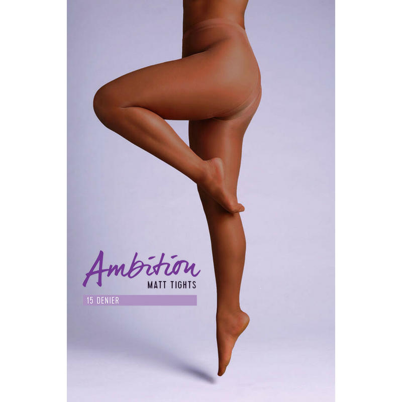 Sheer Chemistry, 'Ambition' 15 Denier matte tights