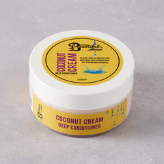Bourn Beautiful Naturals Coconut Cream Deep Conditioner