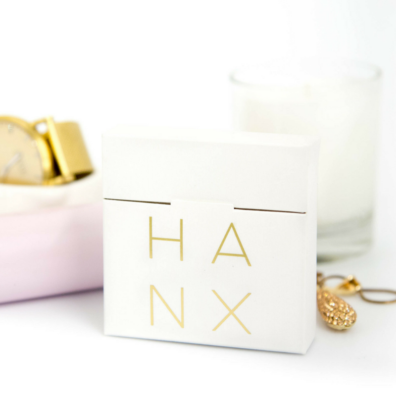 HANX, Luxury male condoms, for women by women (three pack)