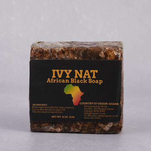 Ivy Nat, Natural African Black Soap