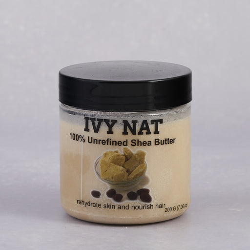 Ivy Nat, 100% Organic Unrefined Shea Butter