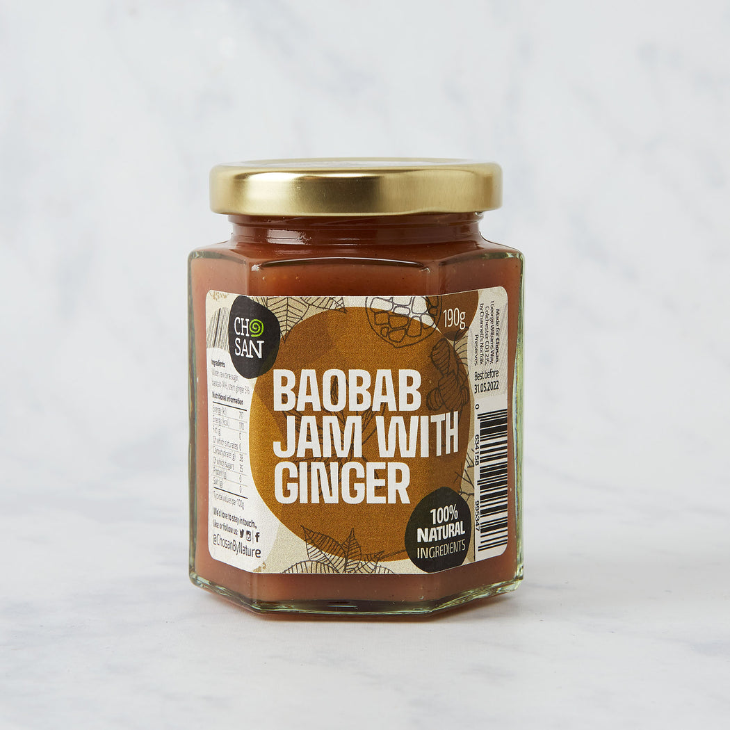 Chosan, Baobab Jam with Ginger