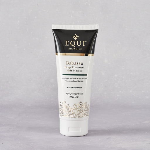 Equi Botanics, Babassu Deep Treatment Hair Masque - PREORDER ONLY - 1 WEEK WAIT TIME