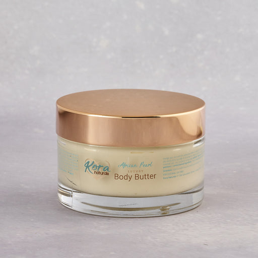 Kora Naturals African Pearl Luxury Body Butter