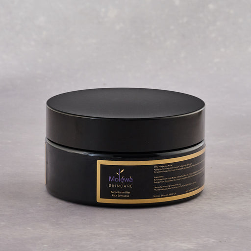 Molewa Skincare Body Butter Bliss