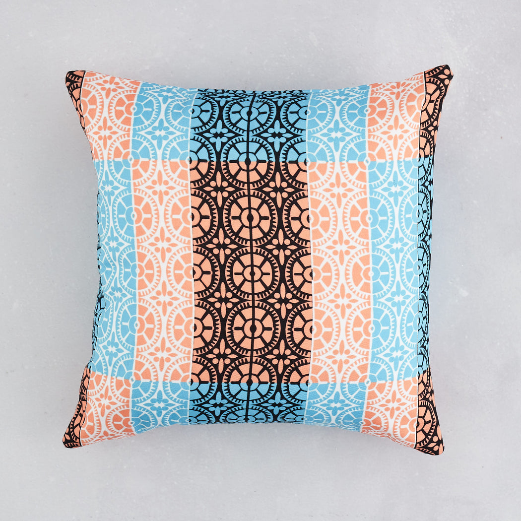 AK Wilde, Moroccan Tile print cushion
