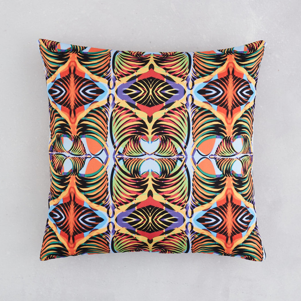 AK Wilde, Palm print cushion