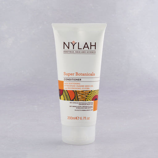 Nylah, Super Botanicals conditioner