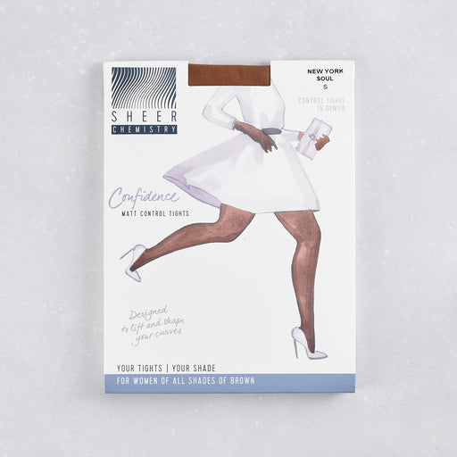 Sheer Chemistry, 'Confidence' 15 Denier control tights