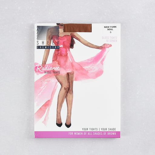 Sheer Chemistry, 'Radiance' 10 Denier gloss tights