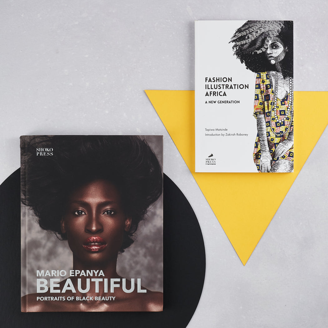 Shoko Press, 'Beautiful: Portraits of Black Beauty'