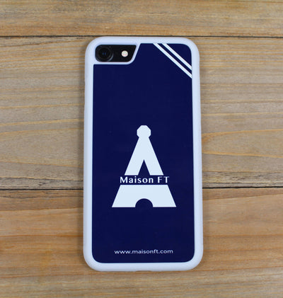 Coque Iphone Logo Maison FT Coque d'Iphone - Maison FT made in France ou Bio