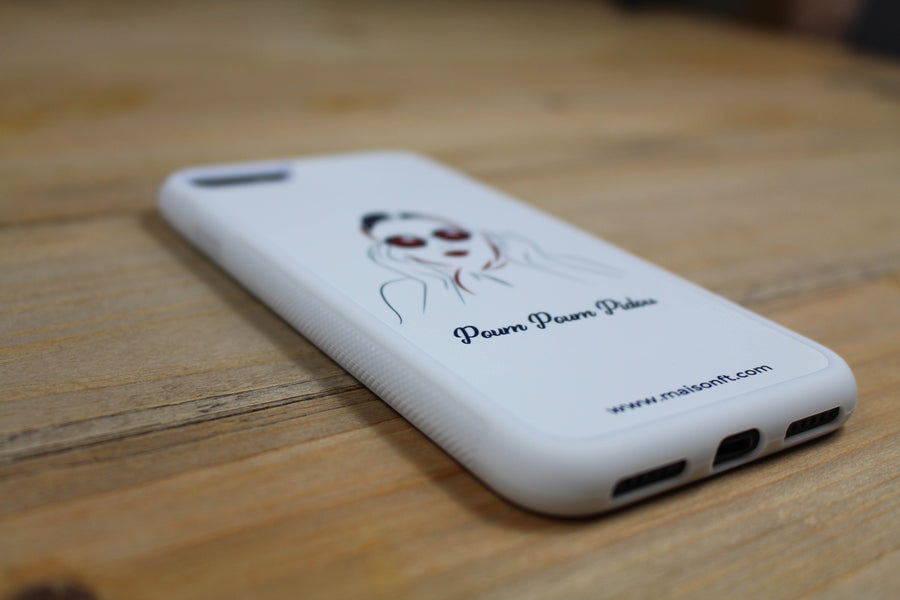 Coque Iphone Marilyn - Made in France