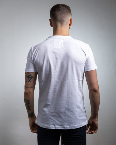 T-SHIRT homme Moustache - Made in France T-shirt MIF - Maison FT made in France ou Bio