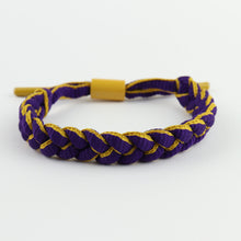 Omega Psi Phi bracelet featuring ΩΨΦ centerpiece and end caps embossed with 1911 braided paracord, adjustable, gift for Omegas, Da Bruhz only at www.thesandz.com