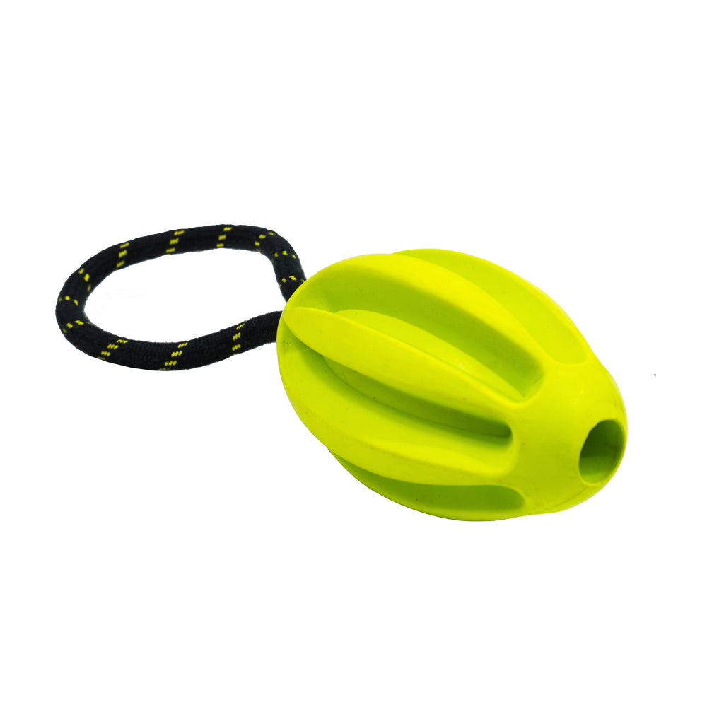 Dart Rubber Throw Toy - Lime