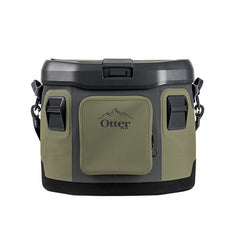 Otterbox Trooper 20 Quart Soft Cooler Alpine Ascent (Green/Gray)