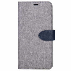 Blu Element 2 in 1 Folio Case Grey for iPhone 8 Plus/7 Plus/6S Plus/6 Plus