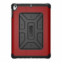 UAG Metropolis Folio Case Black/Red for iPad 9.7 2018/iPad 9.7 2017/iPad Air 2/Air