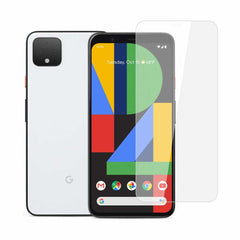 22 cases Glass Screen Protector for Google Pixel 4