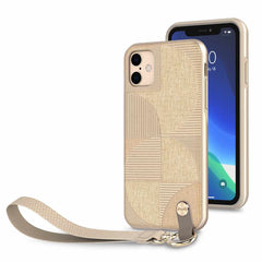 Moshi Altra Strap Case Beige for iPhone 11