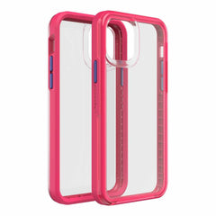 LifeProof Slam Dropproof Case Hopscotch (Windsurf Pink/Victoria Blue/Clear) for iPhone 11 Pro