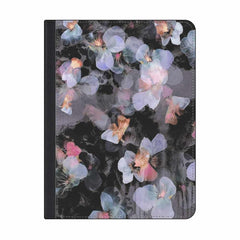 Casetify Folio Case Watercolor Painted Delicate Pancy for iPad 10.2 2019