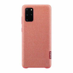 Samsung Kvadrat 100% Recycled Polyester Case Red for Samsung Galaxy S20+