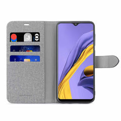 Blu Element 2 in 1 Folio Case Gray/Black for Samsung Galaxy A21