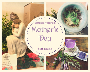 What are you giving Mom for Mother's Day?