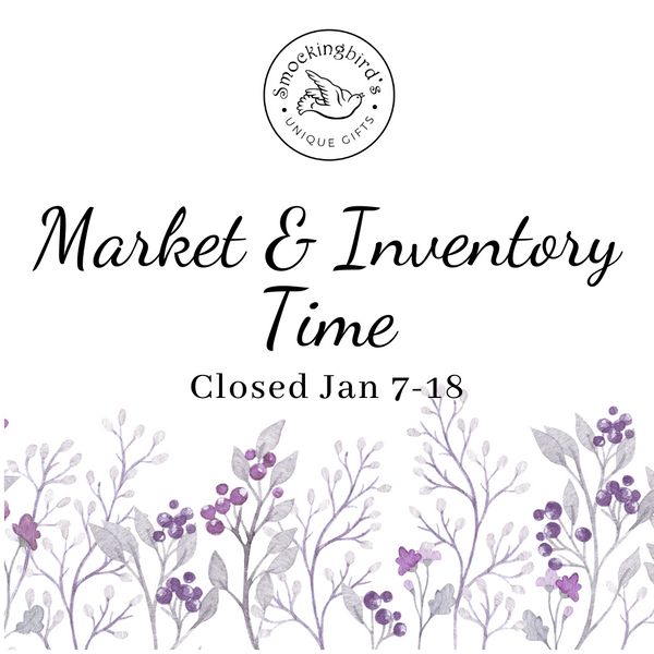 It's Market & Inventory Time