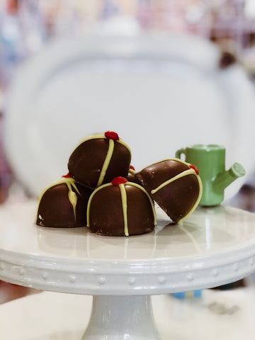 Chocolate truffles - Smockingbird's