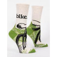 Bike path crew socks - Smockingbird's Fulton, MO